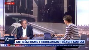 """Alain Finkielkraut insulté par des Gilets jaunes : """"Pour eux, j'étais une grosse merde sioniste"""""""