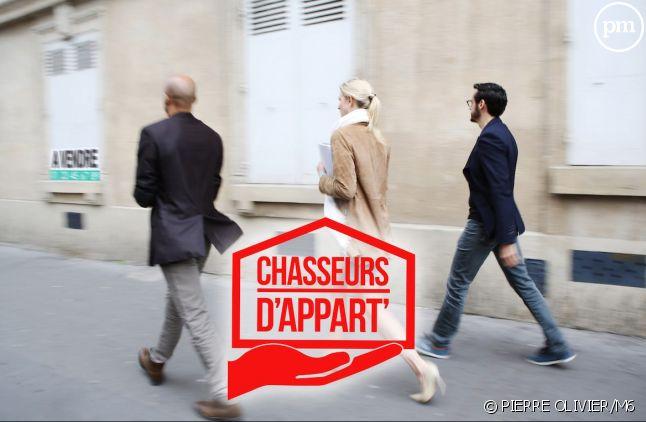 """""""Chasseurs d'appart'"""" sur M6"""