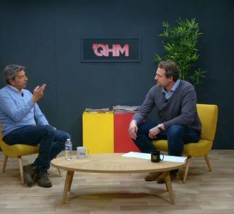 Michel Cymes, invité du '#QHM'.