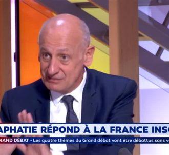 Jean-Michel Aphatie dans 'Audrey & Co'
