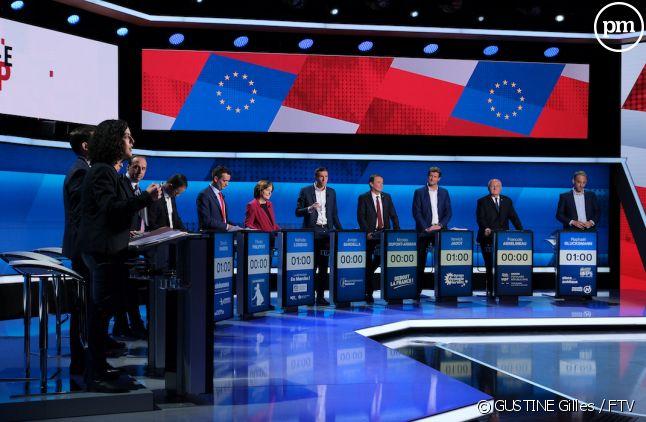 """""""L'émission politique"""" en spéciale débat des Européennes"""