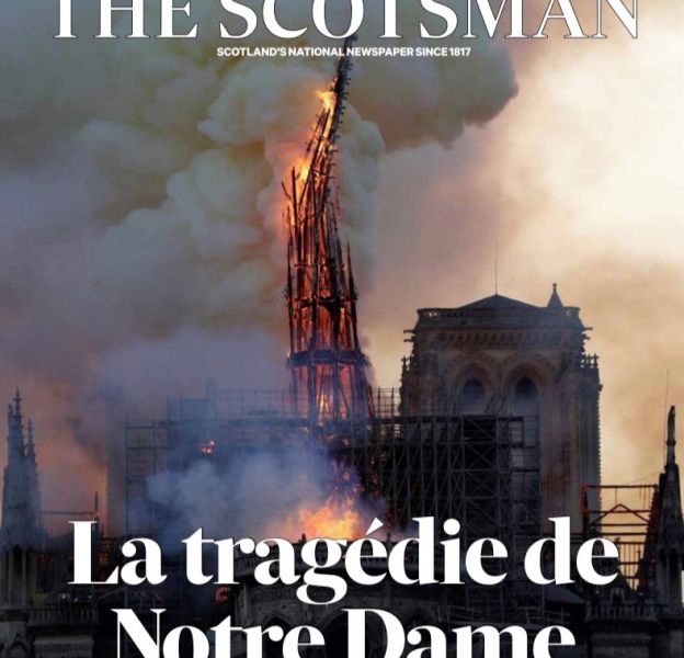 Les Unes de la presse internationale du mardi 16 avril 2019