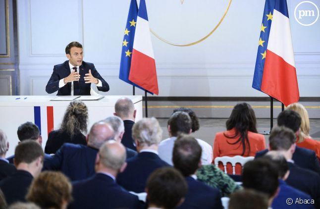 Emmanuel Macron a annoncé ses mesures après le Grand débat national.