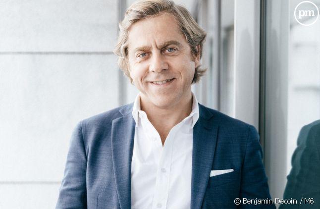 Frédéric de Vincelles était le directeur des programmes de M6 depuis 2015