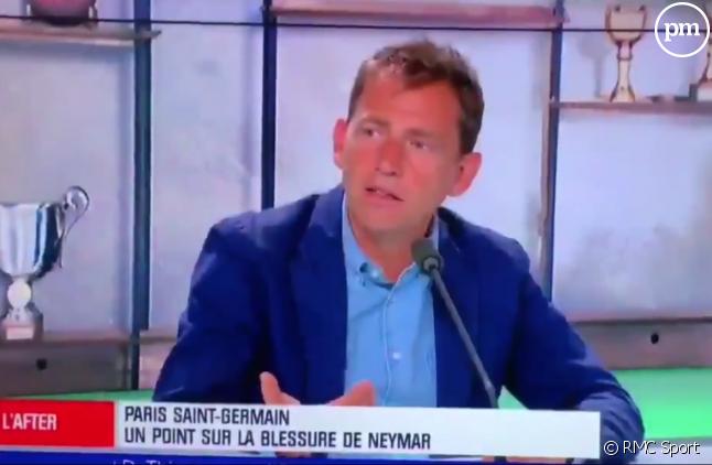 Affaire Neymar Daniel Riolo Et Jerome Rothen Suspendus De L Antenne De Rmc Apres Leur Derapage Puremedias
