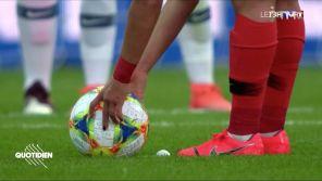 """Polémique sexiste au """"13 Heures"""" de TF1 : Le journaliste reconnait avoir """"raté"""" son sujet sur le football féminin"""