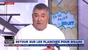 """Jean-Marie Bigard : """"Le CSA est aussi con qu'une réunion de copropriétaires"""""""