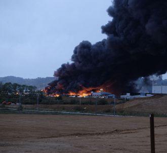 Incendie de l'usine Lubrizol