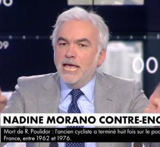 Nadine Morano et Pascal Praud s'en prennent à 'Quotidien'...