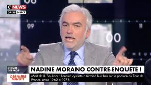 """""""L'heure des Pros"""" : Pascal Praud et Nadine Morano s'attaquent à """"Quotidien"""" et Gilles Pélisson"""