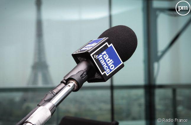 Le groupe Radio France est présidé par Sibyle Veil.