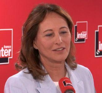 Ségolène Royal en colère sur France Inter