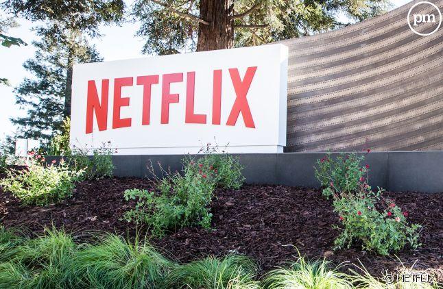 Locaux de Netflix à Los Gatos (Californie)