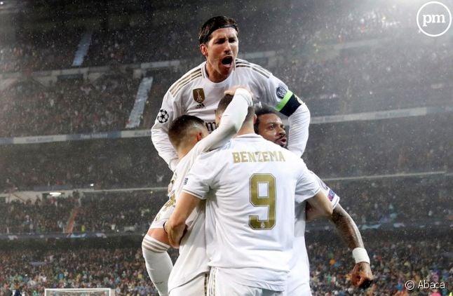 Le Real Madrid en Ligue des champions