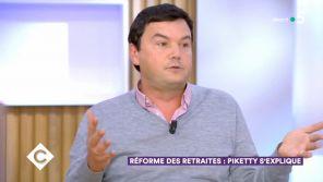 """""""Vous êtes fatigant !"""" : Thomas Piketty exaspéré par Patrick Cohen dans """"C à vous"""""""