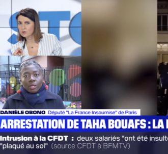 La députée Danièle Obono charge les éditorialistes de...