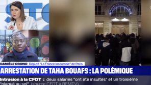 BFMTV : La députée Danièle Obono prend la défense du journaliste Taha Bouhafs et étrille les éditorialistes de la chaîne