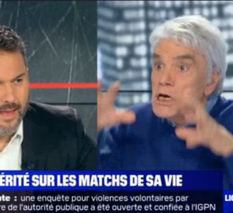 Bernard Tapie pousse un coup de gueule contre le...