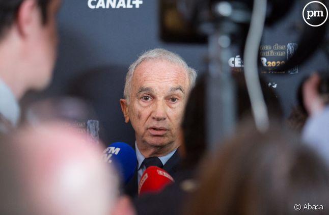 Alain Terzian patron des César depuis 2003
