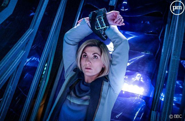 """Jodie Whittaker dans """"Doctor Who"""""""