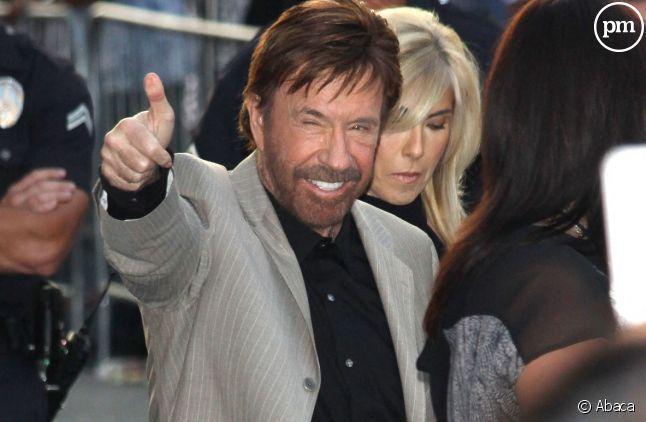 Chuck Norris bientôt de retour