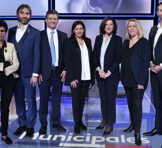 Rachida Dati, Cédric Villani, Serge Federbusch, Anne...