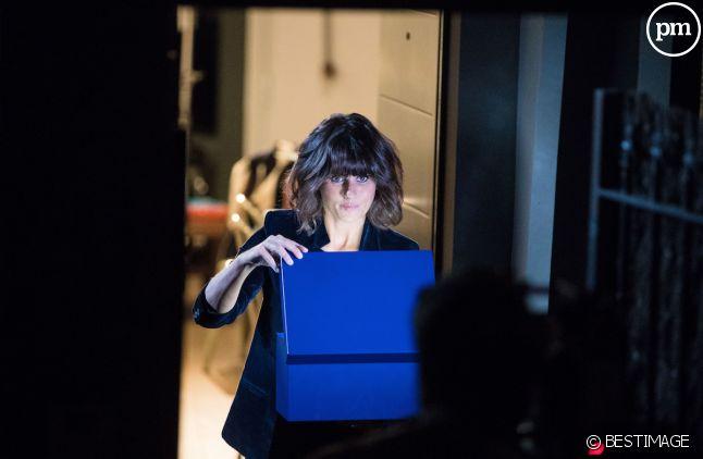"""Faustine Bollaert dans """"La boîte à secrets"""""""