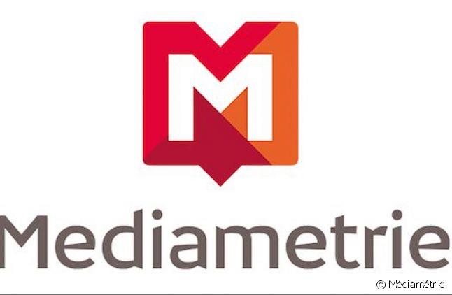 Médiamétrie est l'institut français d'audience.