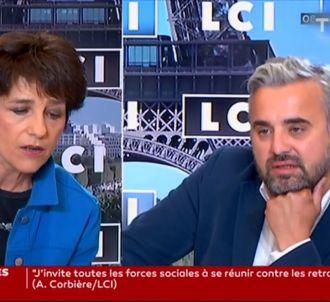 Alexis Corbière épinglé par 'Quotidien'