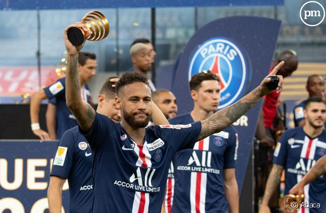Le PSG remporte la Coupe de la Ligue