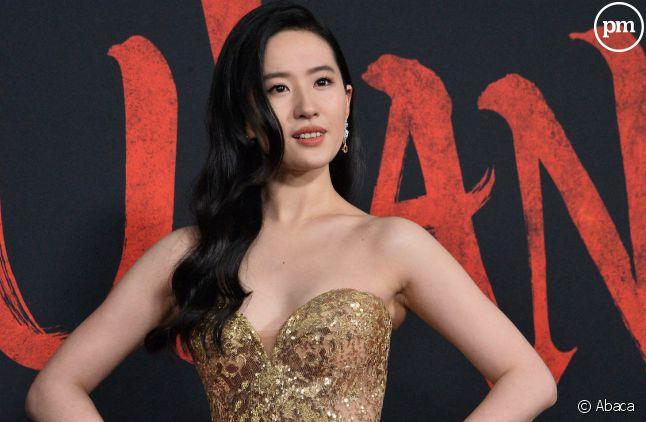 """Liu Yifei incarne le rôle-titre de """"Mulan"""""""