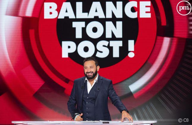 """Cyri Hanouna dans """"Balance ton post"""""""