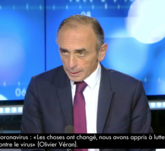 La mise au point d'Eric Zemmour sur CNews