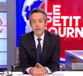 Extraits d'une émission du 'Petit Journal' sur Canal+ en...
