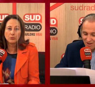 Ségolène Royal sur Sud Radio.