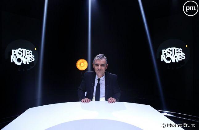 Fabrice Drouelle dans une précédente émission télé