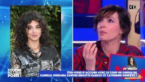"""""""TPMP"""" : """"Camélia Jordana est le comble du racisme"""" selon Géraldine Maillet"""