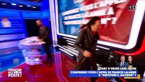 """""""TPMP"""" : Echange tendu avec Jimmy Mohamed, Francis Lalanne en rage quitte le plateau"""