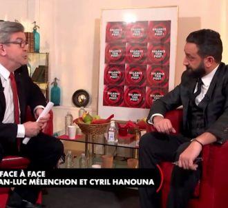 Jean-Luc Mélenchon dans 'Balance ton post !' sur C8