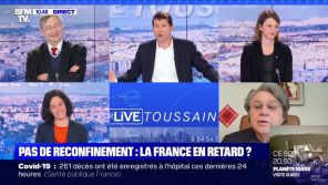 """""""On ne fait pas de discrimination"""" : Stefan Etcheverry exaspéré par Gilbert Collard sur BFMTV"""