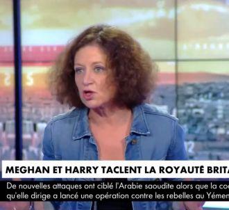 Elisabeth Lévy pousse un coup de gueule après un...