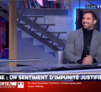 La remarque sexiste de Julien Odoul sur LCI.