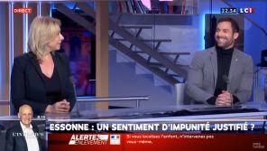 """""""Je ne suis pas blonde, moi !"""" : La remarque sexiste de Julien Odoul à Florence Portelli sur LCI"""