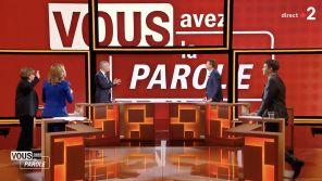 """""""Vous avez la parole"""" : Quand Yannick Jadot et Bruno Le Maire refusent... de céder la parole à Nathalie Saint-Cricq"""