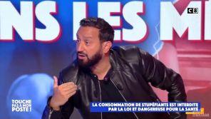 """""""Tu parles de moi ?!"""" : Cyril Hanouna en rage face aux insinuations de Juan Branco sur les """"rails de coke"""" dans """"TPMP"""""""