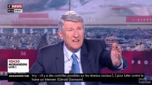 CNews : Philippe de Villiers assure avoir guéri du Covid-19 en buvant du pastis