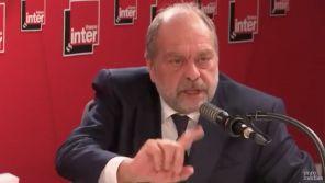 """""""Ca vous intéresse moins que le buzz !"""" : Eric Dupond-Moretti et Léa Salamé s'accrochent sur France Inter"""