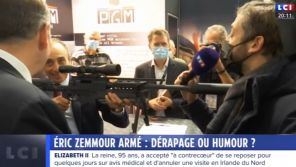 Zemmour armé, la vanne de Hollande, le frère de Bolloré, une candidate déjantée sur M6...