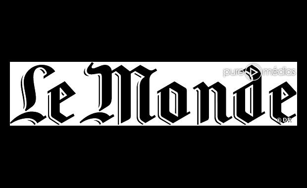 Le logo du journal le monde photo - Le journal du jeudi logo ...