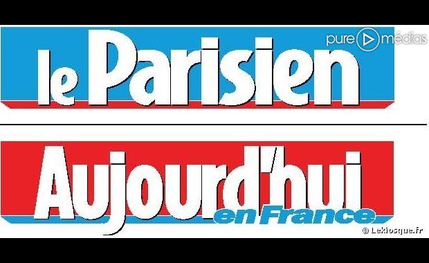 Le logo du journal le parisien aujourd 39 hui en france photo - Le journal du jeudi logo ...